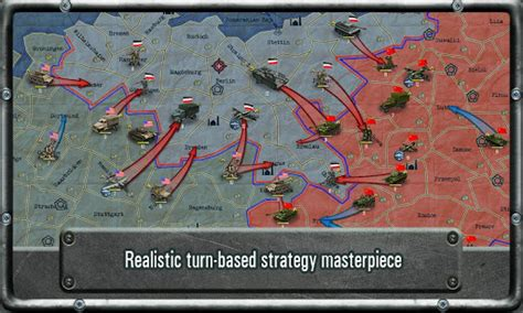 Strategy & Tactics: WW II » Android Games 365 - Free