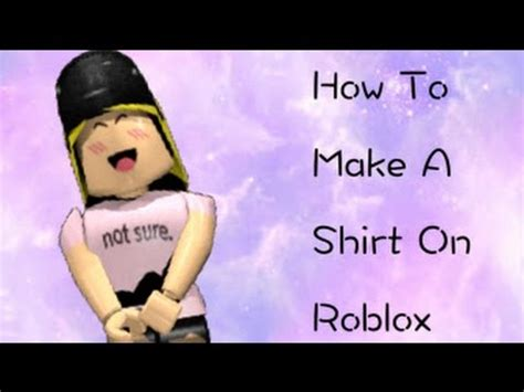 Roblox   Speed Edit   How to make a shirt   Mac - YouTube
