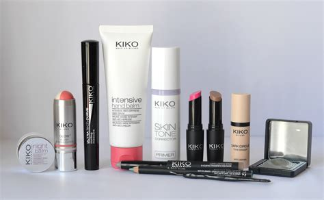 A Kiko Cosmetics Haul With A Difference: Affordable