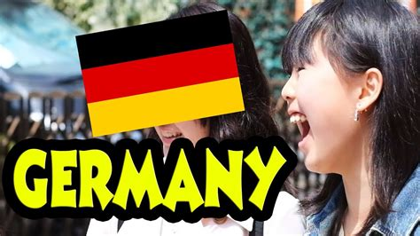 Ask Japanese about GERMANY|What Japanese think of Germany