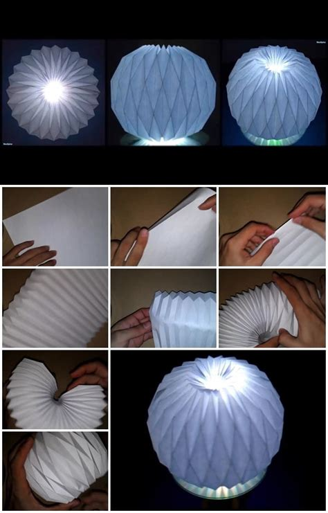 How to Make Accordion Ball Paper Folding Origami