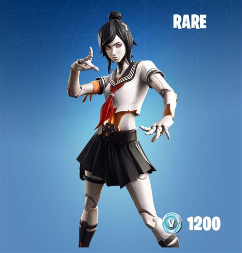 Fortnite Skins List -- All Outfits in Fortnite- Attack of