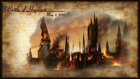 Remembering the Battle of Hogwarts 20 Years Later - The