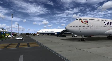 Barbados International Airport Scenery for FSX