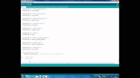 Arduino: The use of Tabs in the Arduino IDE - YouTube