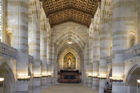 Illuminating a Cathedral of Learning | Architectural