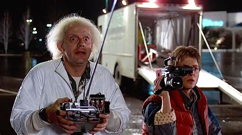 Top 10 Back To The Future Trilogy Moments - YouTube