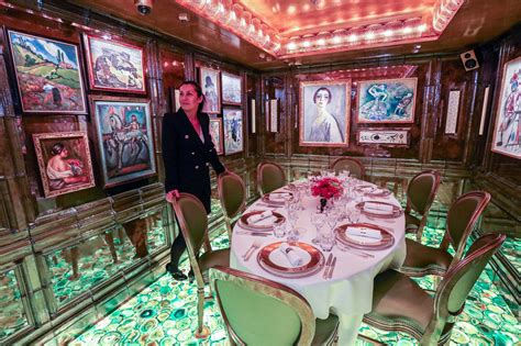 Mayfair favourite Scott's opens private dining 'jewel box