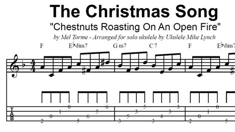"""""""Chestnuts Roasting On An Open Fire"""" by Mel Torme & Bob"""