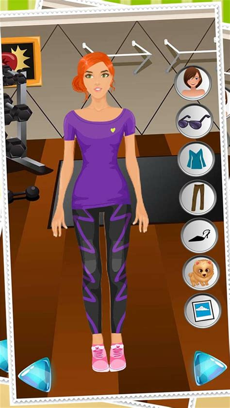 Dress Up Celebrity Fashion Party Game For Girls - Fun