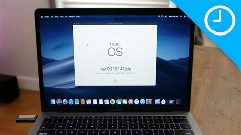 How to create a bootable macOS Mojave USB Install drive