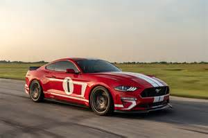2018 Ford Mustang Hennessey Heritage Edition | Top Speed