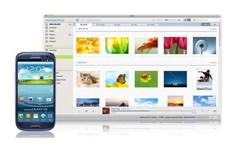 Download the latest version of Samsung Kies for Mac free