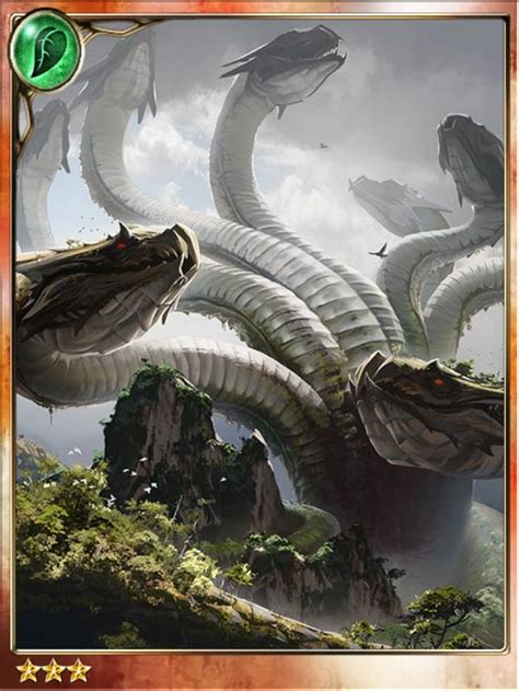 Consecrated Dragon Ladon | Legend of the Cryptids Wiki
