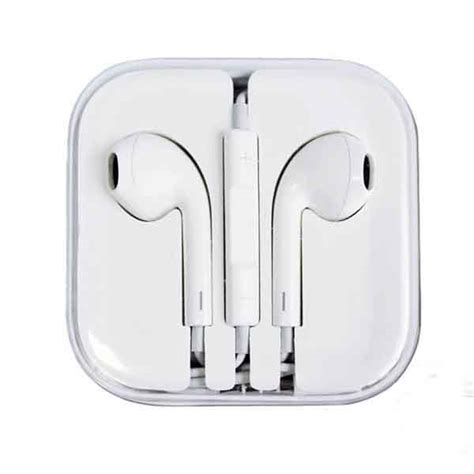Official Apple Earpods with Mic & Remote