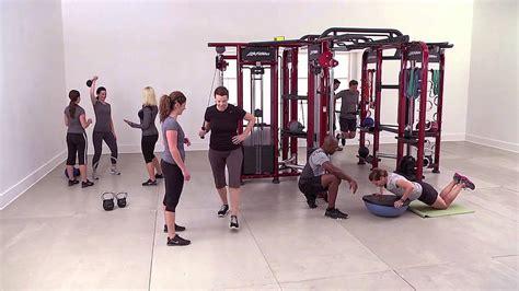 Synrgy360 Workout Options by Life Fitness Academy - YouTube