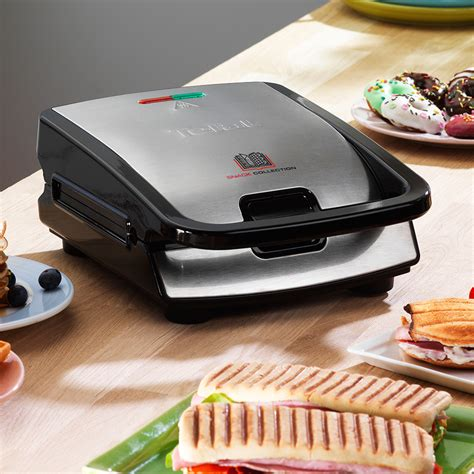 Tefal SW852D27 Snack Collection review - Good Housekeeping