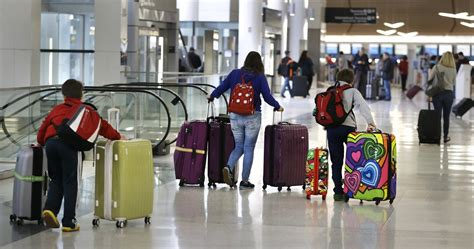 How airlines keep packing on fees for checked bags