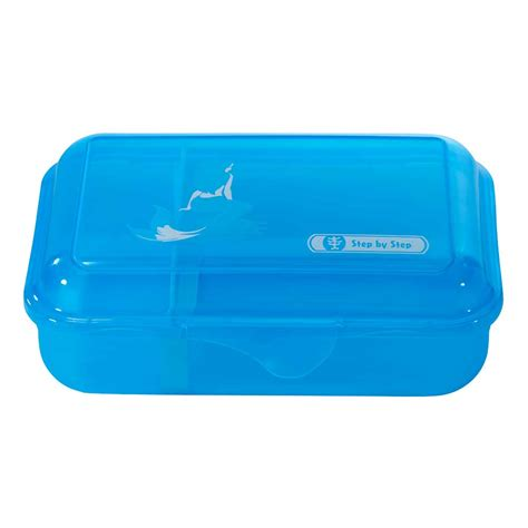 Step by Step Lunchbox