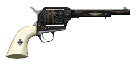 Lucky 38 pistol at Fallout New Vegas - mods and community