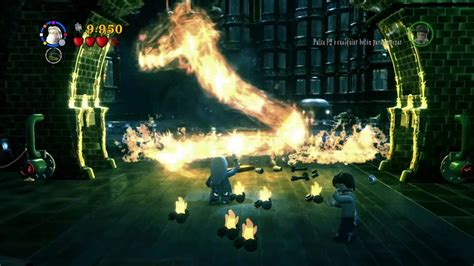 LEGO Harry Potter Years 5-7 : The fight Lord Voldemort VS