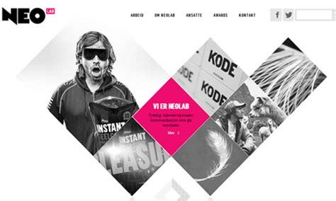 25+ Examples of Flat Web Design