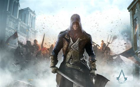 Assassin's Creed Unity Wallpapers   HD Wallpapers   ID #13569