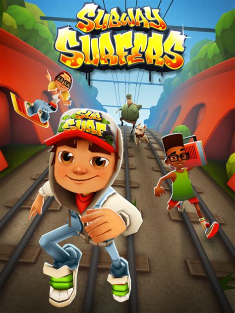 Syed Mohib Ali: Subway Surfers PC Game Free Download