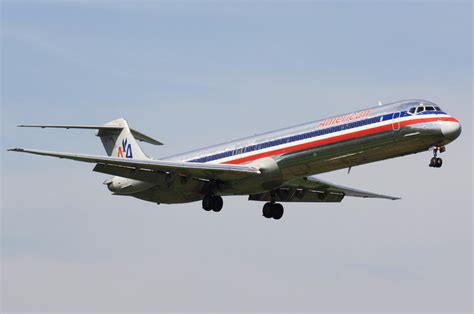 McDonnell Douglas MD-83 American Airlines
