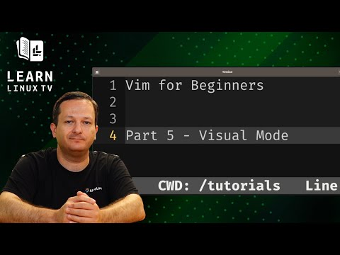 Text Editing with Vim