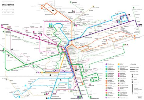Submission – Unofficial Map: Bus Routes of