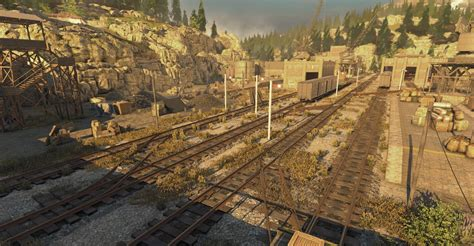 Sniper Elite 4 - A Guide to Overwatch on Railyard