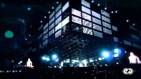 """Easyweb's Videomapping for Muse """"The Resistance Stadium"""
